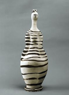 Pablo Picasso - Vase: Woman – 1948