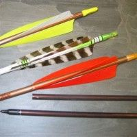 Tips on buying arrows.