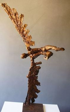 Philip Wakeham - Icarus,st ives,
