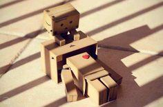 #paper #cardboard #people