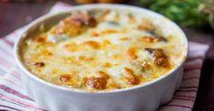 Recette de Clafoutis forestier au jambon et à la mozzarella minceur. Facile et rapide à réaliser, goûteuse et diététique.