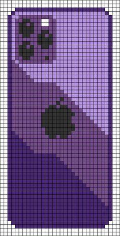 Alpha Patterns, Bead Patterns, Cross Stitch Patterns, Crochet Patterns, Diy Kandi Bracelets, Pixel Drawing, Pixel Art Templates, Chart Design, Graph Paper