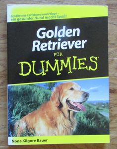 Golden Retriever für Dummies * Nona Kilgore Bauer 2006 Hund Hunde