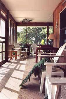 The Cove B & B on Ocracoke Island is a vacation favorite.  Look at that porch!