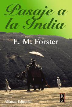 INDIA, IMPERIALISMO BRITÁNICO, 1920.  Considerada de forma casi unánime la obra cumbre de su autor, Forster denuncia los estragos causados por el imperialismo británico en la India,  y recrea una época en la que las barreras sociales eran insalvables. ENLACE AL CATÁLOGO https://www.juntadeandalucia.es/cultura/rbpa/abnetcl.cgi?&SUBC=CO/CO00&ACC=DOSEARCH&xsqf99=(84-206-3068-3.t020.)