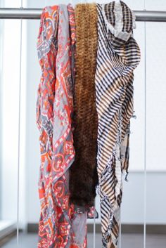 How To Wear A Scarf The Right Way