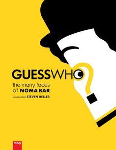 Noma Bar - Guess Who Book #Portrait ::: www.dutchuncle.co.uk/noma-bar-images