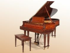 Steinway Europa piano
