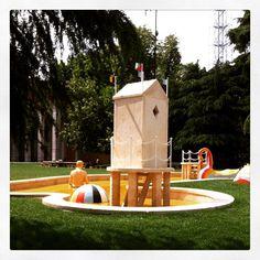 #dechirico #fountain #milano #triennale #art #architecture #italy