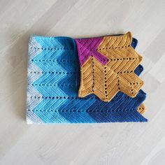 Crochet babyblanket.
