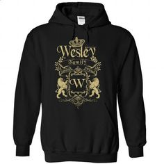 (FamilyShirt005) WESLEY - #tshirt bemalen #disney hoodie. SIMILAR ITEMS => https://www.sunfrog.com/Names/FamilyShirt005-WESLEY-wyumfnjhxw-Black-40593100-Hoodie.html?68278