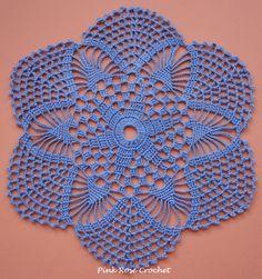 25 Ideas For Crochet Mandala Free Pattern Diagram Lace Doilies Crochet Doily Diagram, Crochet Lace Edging, Crochet Mandala, Crochet Patterns Free Women, Crochet Motif Patterns, Crochet Designs, Crochet Dollies, Crochet Stars, Lace Doilies