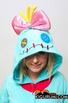 (Fleece) Scrump Onesie Kigurumi Character Costume Adult Pajamas Disney  Pajamas cbb71de20
