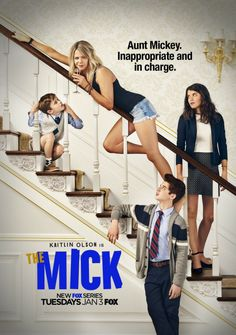 Fox's The Mick tv show.