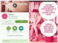 VIVA ESSA MODA: DICA | MELHOR APLICATIVO DE MODA | MODA IT