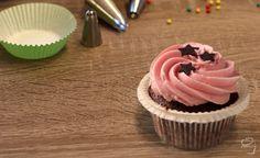{Cupcake Monday} Pink Vanilla von jennybackt.de