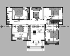 Classic House Design, Dream Home Design, My House Plans, Facade House, Plan Design, Bungalow, My Dream, Floor Plans, How To Plan