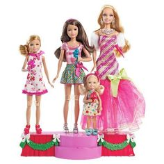 Barbie Club Movie Night Chelsea Doll | Barbie 2015-2018 ...