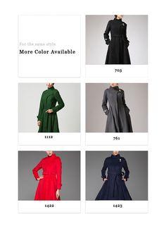 cappotto asimmetrico cappotto nero cappotto di lana di xiaolizi