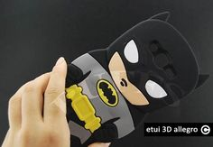 nananan! Batman  Etui 3d