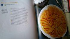 Tatin de pommes à l'orange
