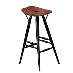 Pirkka bar stool. Designed by Ilmari Tapiovaara.
