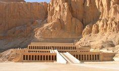 Hatshepsut: Primeira mulher Faraó | Ciência Online - Saúde, Tecnologia, Ciência