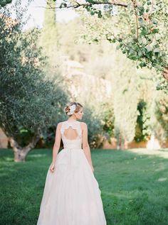 Photography: Mireia Cordomí - www.mireiacordomi.com  Read More: http://www.stylemepretty.com/destination-weddings/2015/02/05/organic-al-fresco-mediterranean-wedding-inspiration/