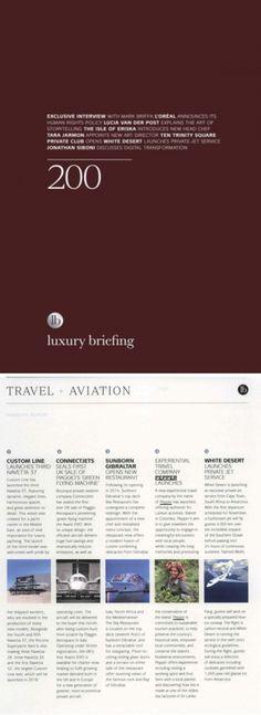 Luxury Briefing, Winter 2017