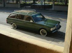 1980 Mercedes 300D wagon