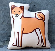 I may have to get one of these just so my Shiba can perch on top of it. She loves that.