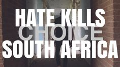 #BreakTheNet Task 3 – Hate Kills South Africa - YouTube