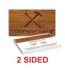 Construction business card construction business cards lumber business card reheart Choice Image