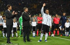 England 0-1 Germany, LIVE score: International football   Daily Mail Online
