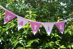 Personalised Baby Bunting... great for all the baby showers i have coming up...