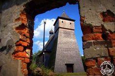 #gliwice Drewniany kościół w Ostropie. Zdjęcie użytkownika Patryk Bródka.