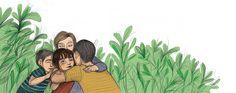 ¿Quieres saber por qué Leonor es conocida como la señorita Picuda en su familia? Ilan Brenman (texto) y Noemí Villamuza (ilustraciones) nos lo descubren en el divertido 'O bico' (Moderna).