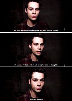 Dylan O´Brien - Teen Wolf After After Show