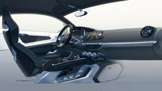 [画像]仏ルノー、アルピーヌを復活。2017年に新型スポーツカーを発売へ / コンセプトカー「アルピーヌ・ビジョン」を披露 - Car Watch