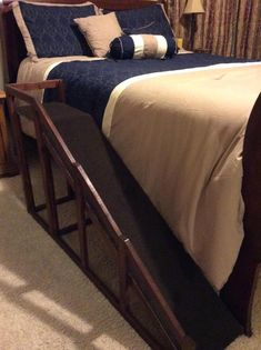 Dog Ramp For High Bed Diy