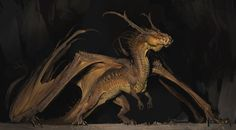 Dragon, Jaemin Kim on ArtStation at https://www.artstation.com/artwork/dragon-2301c4d7-fb08-4a0e-b726-61c268fe93b1