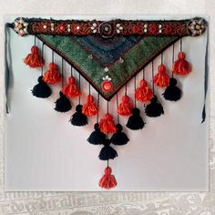 ATS Tribal belly dance belt sewn together with a hip scarft
