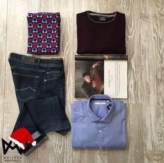 Outfit uomo ideale per ogni momento della tua giornata!!! Scopri tutto sullo Shop On-Line!