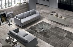 Ambientes modernos de salas de estar Modern environments of living rooms www.intense-mobiliario.com  Piatti II http://intense-mobiliario.com/product.php?id_product=8925