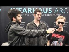 Wearhaus SXSW Interviews: X Ambassadors - YouTube