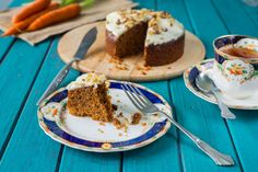 Tort cu morcovi și mascarpone (rețetă Nigella Lawson) • eCuisine Viria, Krispie Treats, Rice Krispies, Nigella Lawson, Dessert Recipes, Desserts, Cheesecake, Sweets, Breakfast