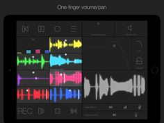 MATRIXSYNTH: LoopTree - A vocal and instrumental looper for iOS...