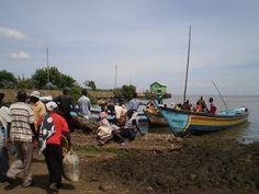 Homa Bay, Lake Victoria, Kenya