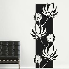 Shop online modern graphics wall decal to modernize your home - kcwalldecals - Kcwalldecals: Buy wall decals and wall stickers online in India Wall Painting Decor, Mural Wall Art, Diy Wall Art, Wall Decal, Simple Wall Paintings, Creative Wall Decor, Space Artwork, Composition Art, Black And White Wall Art