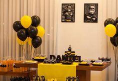 ᐅ festa do batman: 35 ideias incríveis!